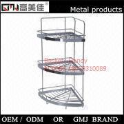 Genial China Popular Corner Sink Dish Drying Rack ,OEM Welcomed,china Manufactured