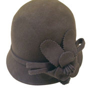 Ladies' Wool Hat from China (mainland)
