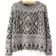 Women's Knitted Winter Sweater from Hong Kong SAR