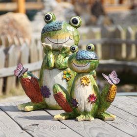 Garden Frog Figurines Manufacturer