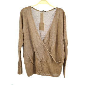 Ladies' knitted sweater with fashion Russian style from Hangzhou Willing Textile Co. Ltd