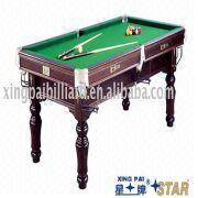 China Foot Pool Table Suppliers Foot Pool Table Manufacturers - Seven foot pool table