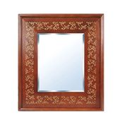 Wood framed mirror from China (mainland)
