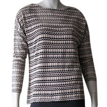 Knitted fashion tops from China (mainland)