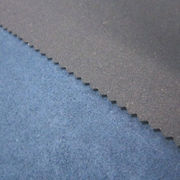Microfiber faux suede fabric from China (mainland)