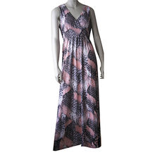 Knitted maxi dress from China (mainland)