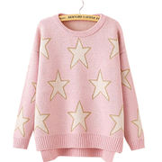 New women's knitted winter sweater Manufacturer