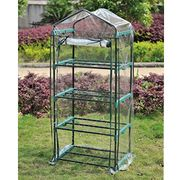 Outdoor 4 tiers flowers and plants greenhouse from China (mainland)