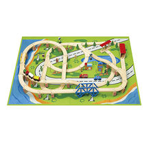Wooden Thomas 100-piece Train Set Manufacturer