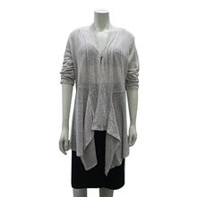 China Ladies' knitted fashion cardigans