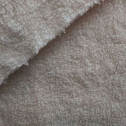 Weft knitted thick sherpa coral fleece Manufacturer