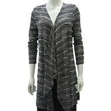 Ladies' knitted fashion cardigans from China (mainland)