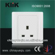Wholesale 13A 250V British Standard Wall Switches Power Soc, 13A 250V British Standard Wall Switches Power Soc Wholesalers
