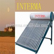Evacuated Solar Water Heater Manufacturer