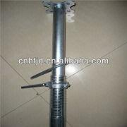 china manual q235 adjustable scaffolding steel shoring prop jack post support for salefactory