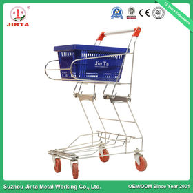 Grocery cart from China (mainland)