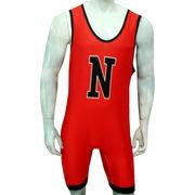 Wrestling sportswear from China (mainland)
