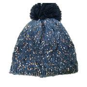 Chunky Pompom Hats from China (mainland)
