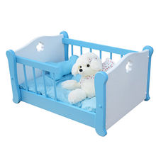 Cute wooden pet dog bed from China (mainland)