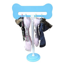 Wooden pet dog clothes hangers from China (mainland)