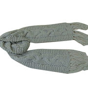 Basic Cable Knitted Scarves