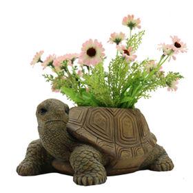 Tortoise garden plant pot Manufacturer