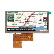 4.3-inch Innolux Original TFT-LCD Module from China (mainland)