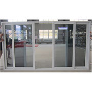 Sliding Door White Color Profile from China (mainland)