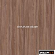 New Fashion wood grain melamine laminated paper for HPL/MDF