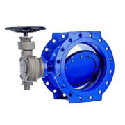 Flange center butterfly valve from China (mainland)