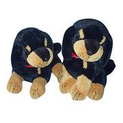 Plush stuffed dog toy from China (mainland)