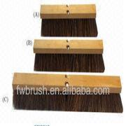 china coco wooden floor brush headbroom