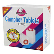 8oz Refined Camphor Tablets from China (mainland)