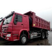 336HP Dump Truck from China (mainland)