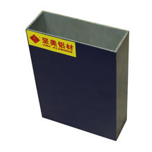 China Aluminum Extrusion, Available in Various Sizes, Styles and Alkali Resistant