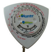 BMI measuring tape from China (mainland)