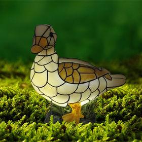 Mosaics Duck Resin Figurines Manufacturer