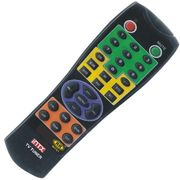 DVBT remote controller from China (mainland)