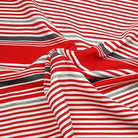 Auto Stripe Jersey Fabric
