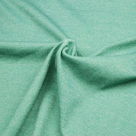 High Gauge Interlock Fabric, Made of 100% Poly Heather from Lee Yaw Textile Co Ltd
