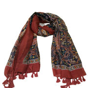 Placement Printed Scarf
