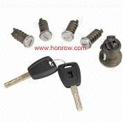 china fiat full car lock set door lockauto lockscar door lock