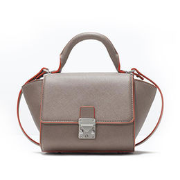 China New Arrival Fashion Beauty Ladies Handbag with Long Strap (ZX20397)