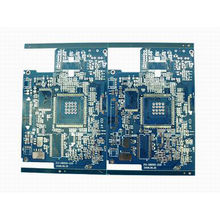 Multilayer FR4 PCB with High-density, immersion gold