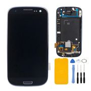 Mobile phone LCD screen assembly for Samsung S3 I535 from Anyfine Indus Limited
