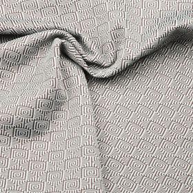 2-tone Jacquard Jersey Fabric