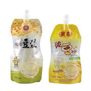 Flexible Printing Lamination Spout Pouch from China (mainland)