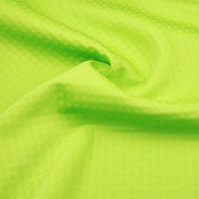 Nano Water-repellent Interlock Fabric with Glow-in-the-Dark Print Treatment