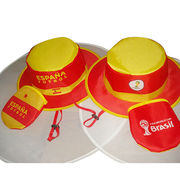 Promotional foldable hat from China (mainland)