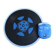 CMYK Printed Foldable Frisbee from China (mainland)
